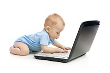 baby-using-computer