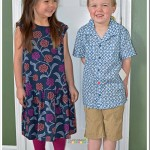 Spring Is Here at Tea Collection Children's Clothes