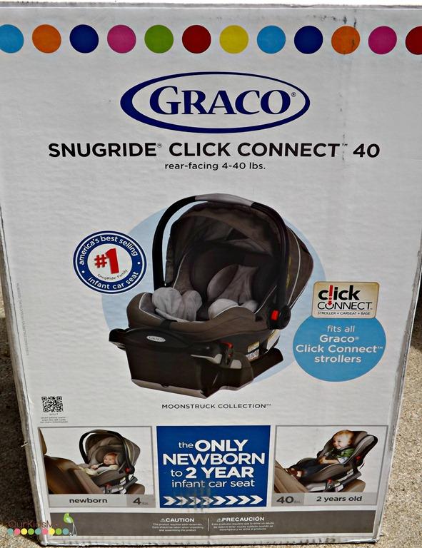 Graco Snugride Click Connect 40