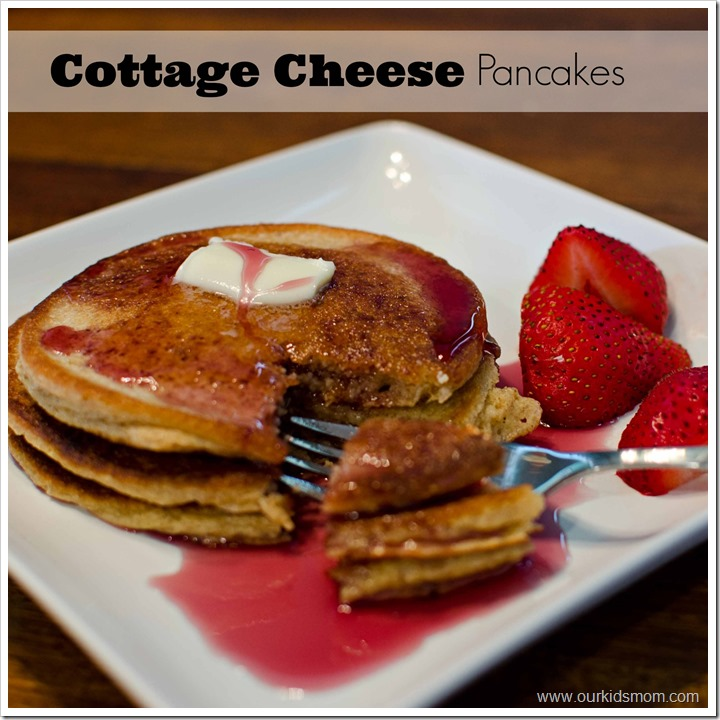 Cottage Cheese Pancake Recipe | Easy, Healthy and Protein Packed