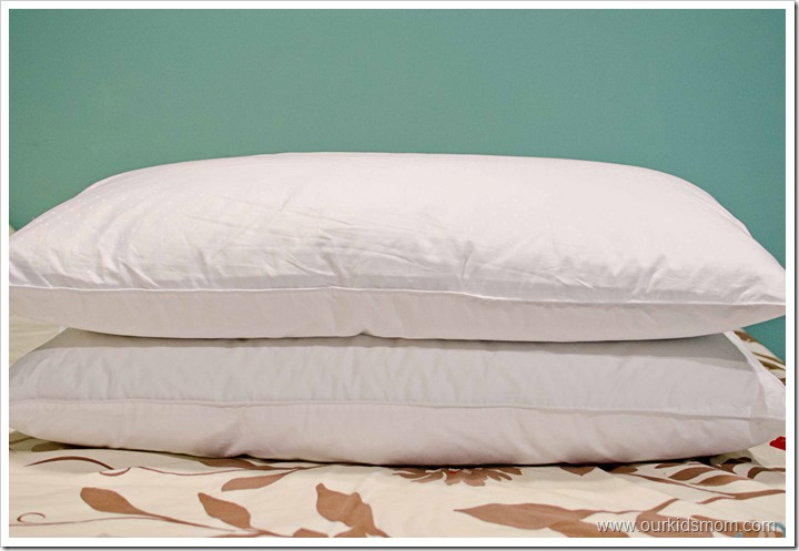 Refresh Your Bedroom Choosing The Right Pillow