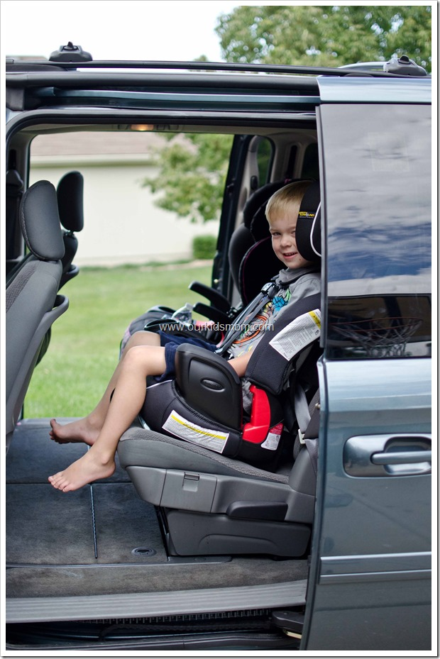 Child Passenger Safety Month Graco Nautilus 3 In 1 Car Seat