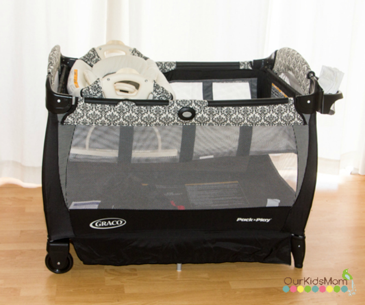 Pack 'n Play® Playard with Cuddle Cove™ Rocking Seat Review
