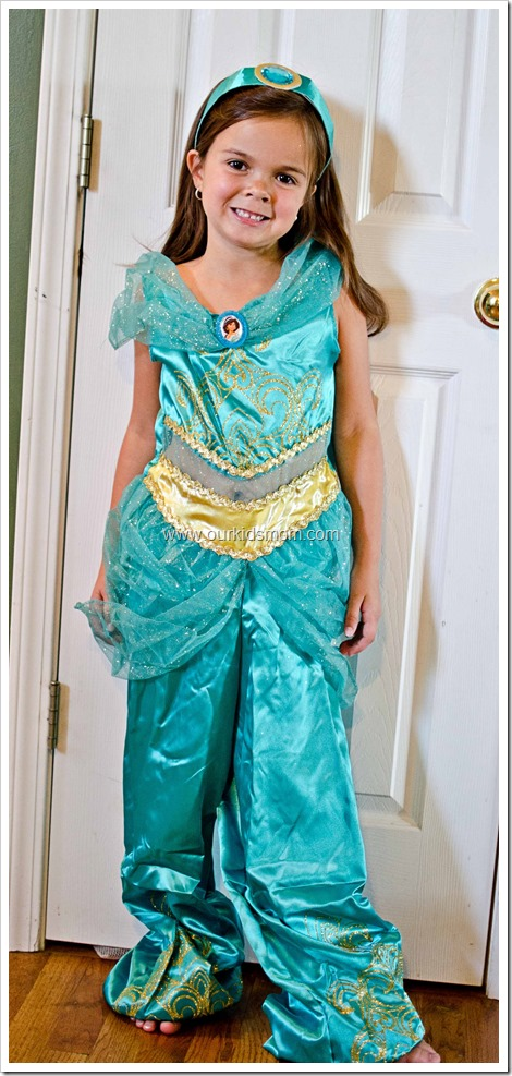 Costume Discounters Has Adorable Girls Costumes  sc 1 st  Meningrey & Make Your Own Jasmine Costume - Meningrey