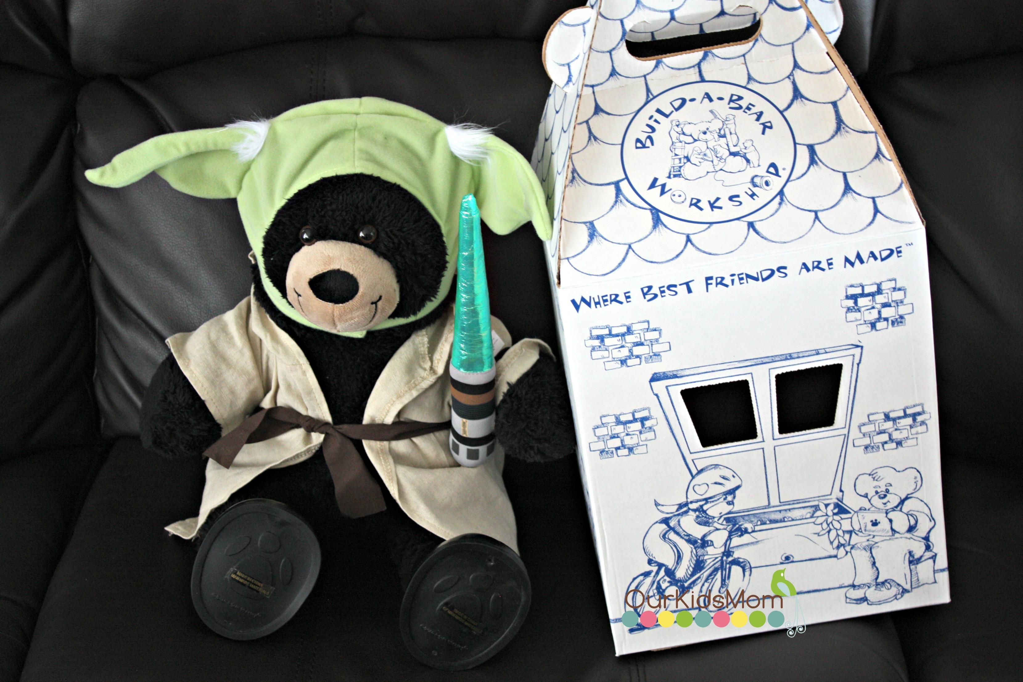 1. When kids walk into a Build a Bear ... & Holiday Gift Guide 2013 | Build A Bear Yoda Aboutintivar.Com