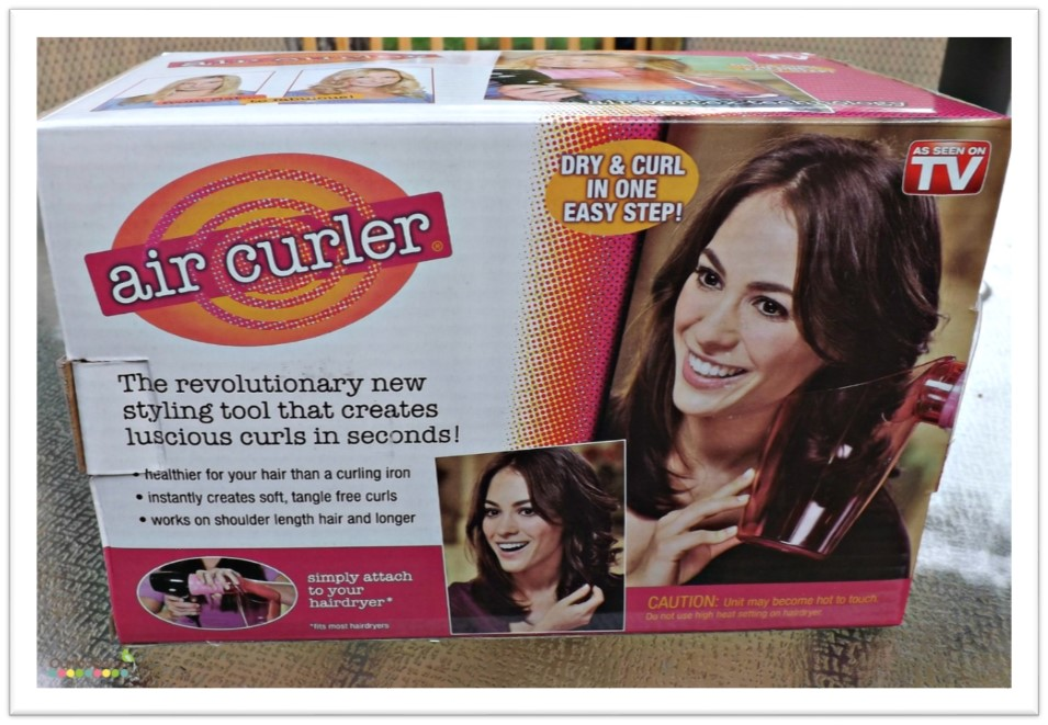 As Seen On Tv Air Curler Review