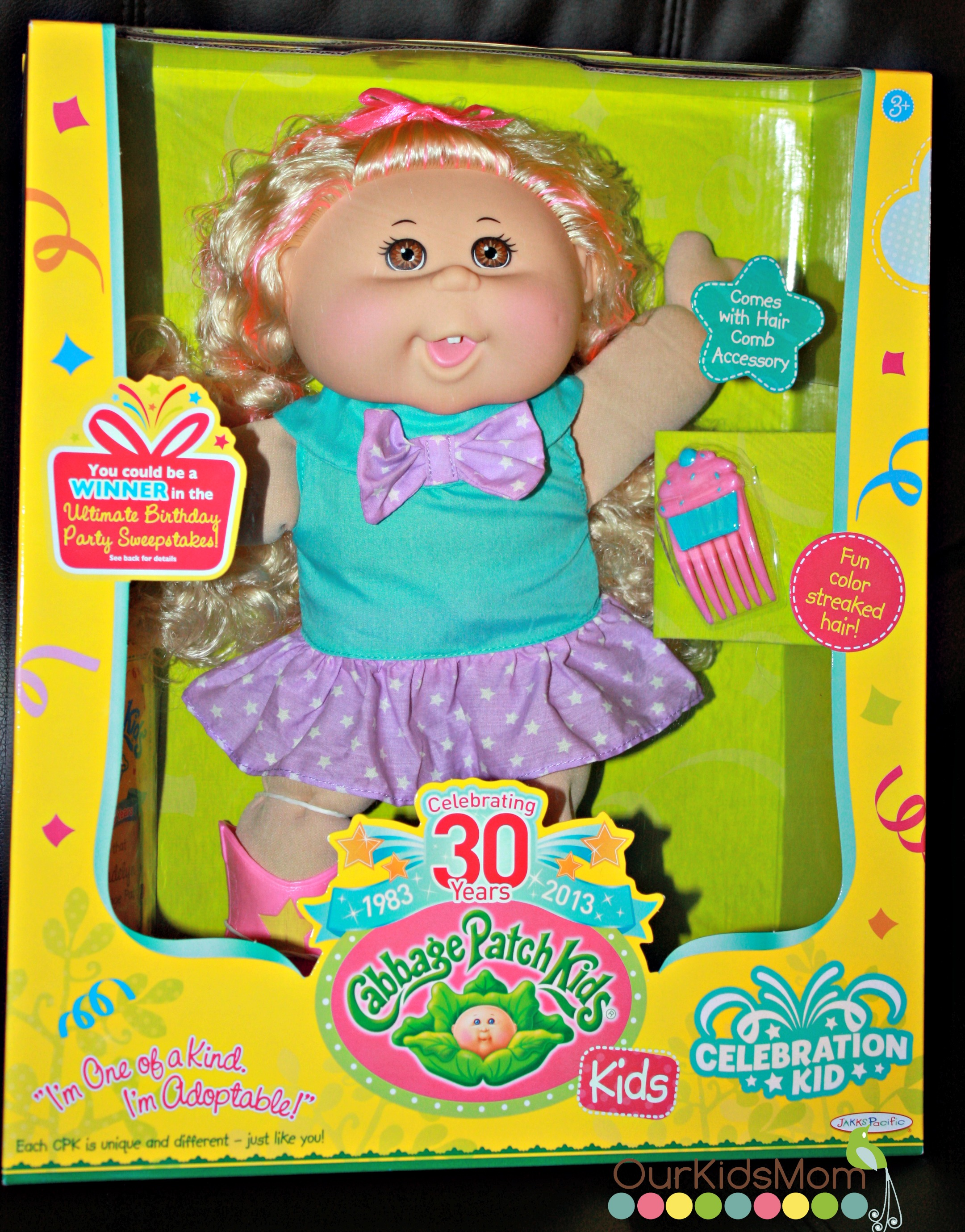 Cabbage patch kids i cant believe cabbage patch kids have been around for 30 years now happy birthday cabbage patch kids in celebration of their 30 years cabbage patch kids aiddatafo Images