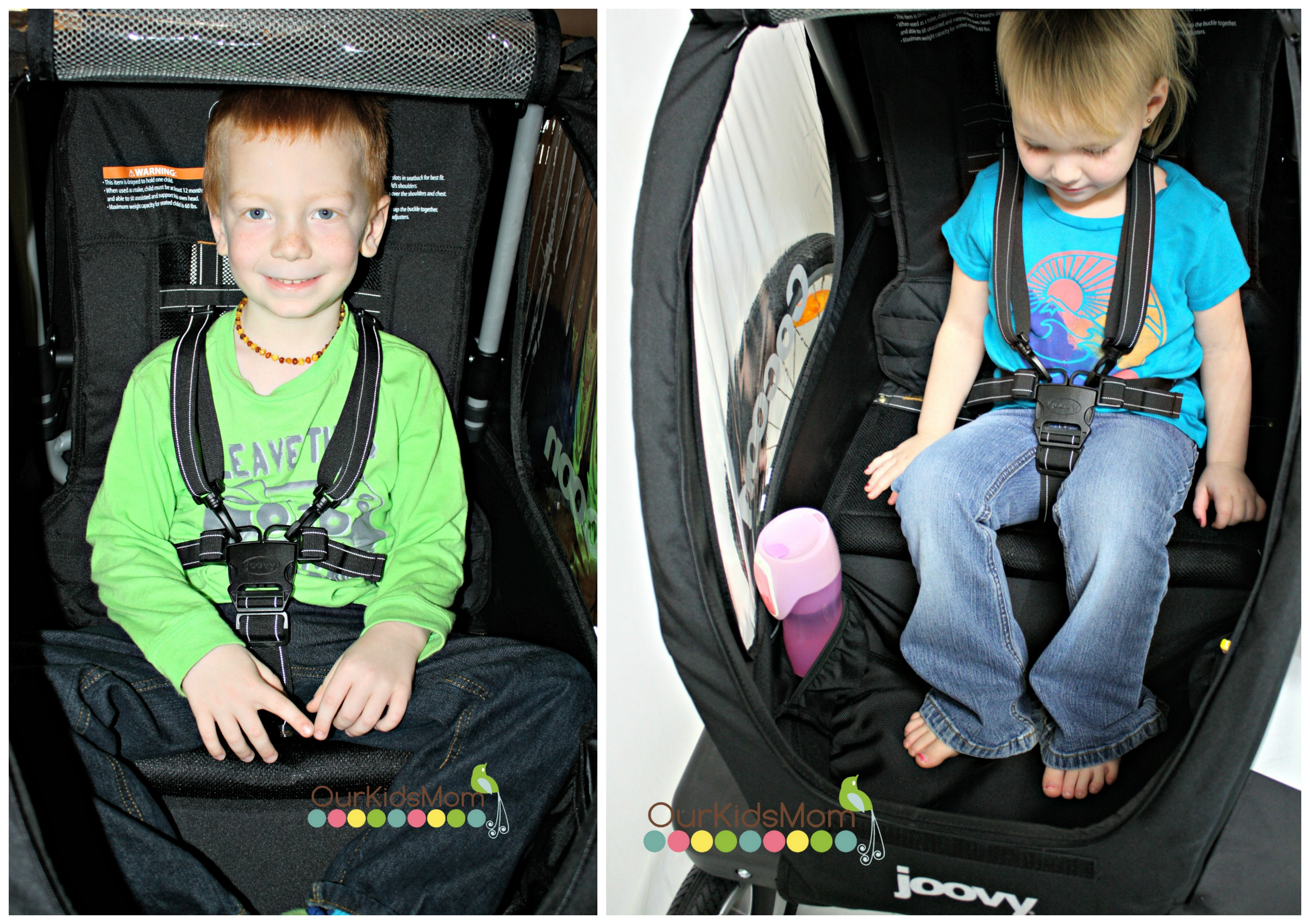 Holiday Gift Guide 2013 Joovy Single Cocoon Stroller Review