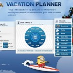 Universal Orlando Resort: All New Interactive Online Family Vacation Planner‏