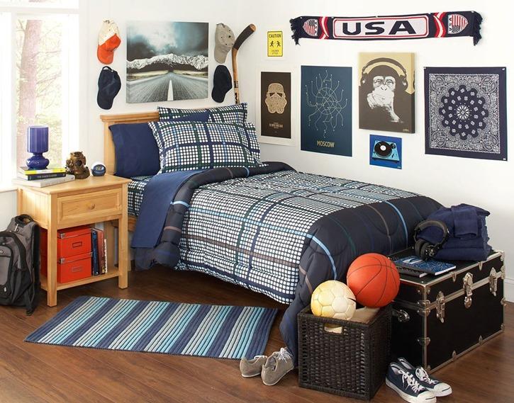 Residence Hall Linens Student Starter Pak