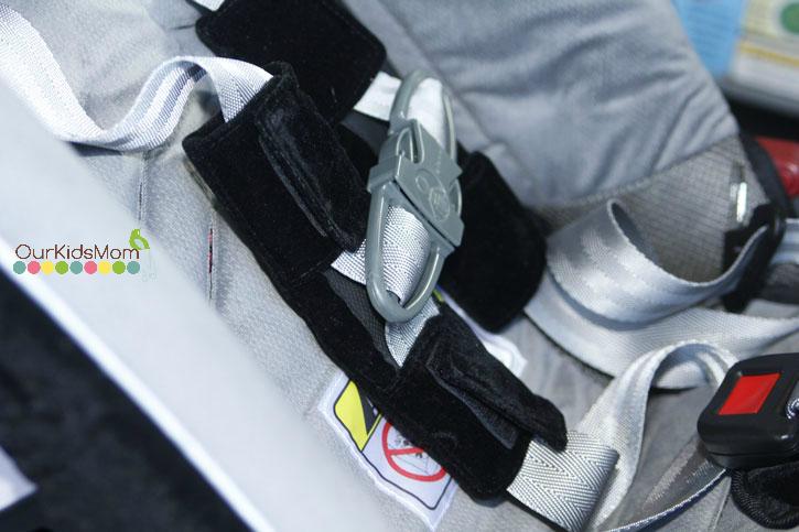 Diono buckles