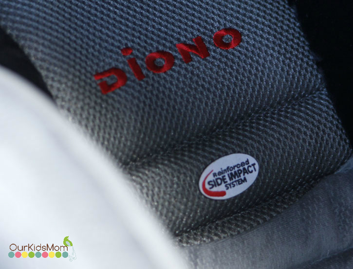Diono carseat side impact