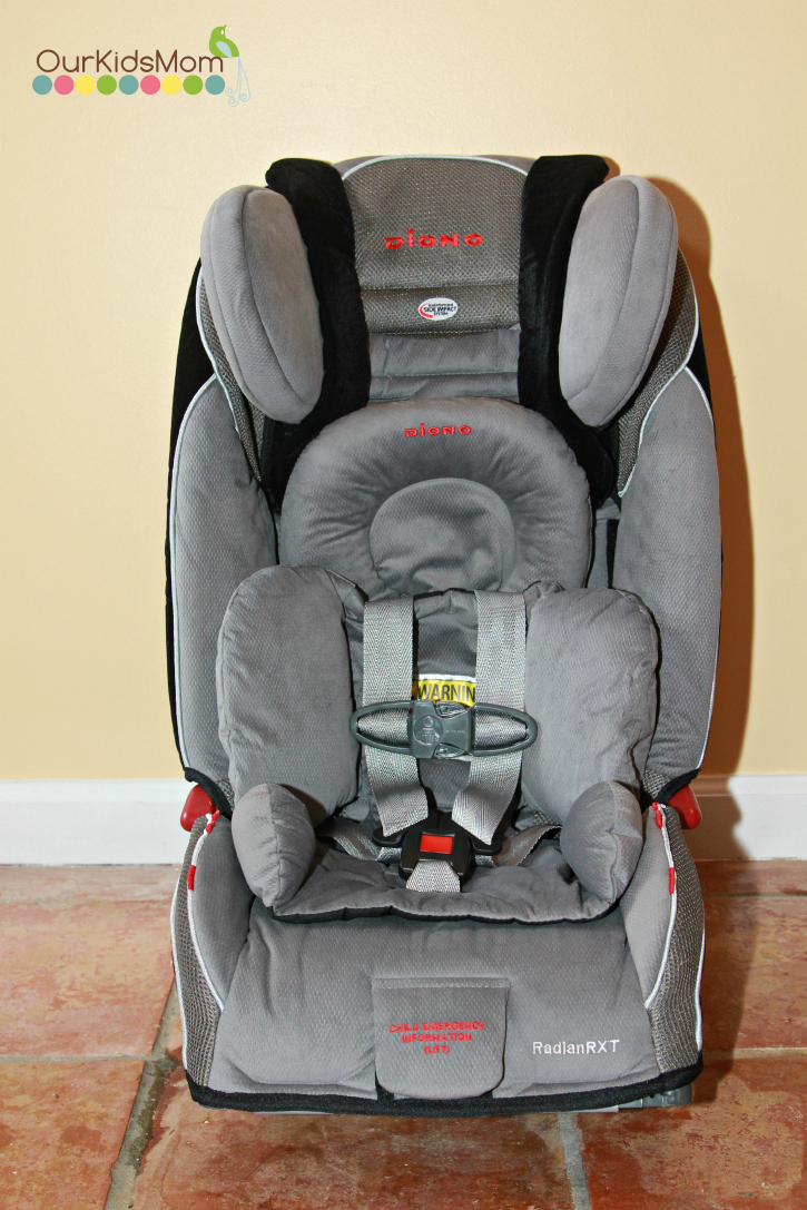 Diono rear facing infant carseat