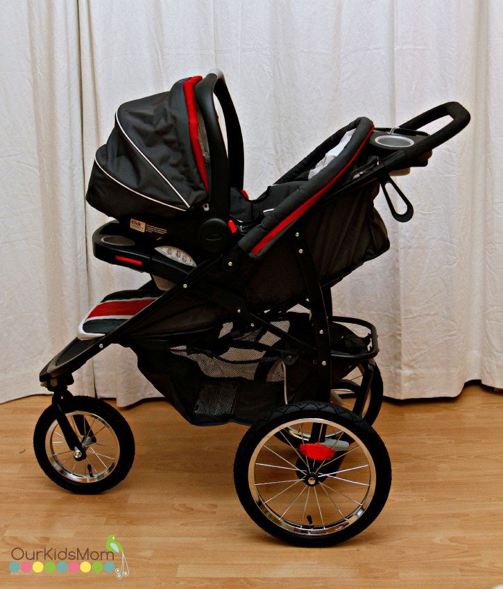 Infant Click Connect Jogger Stroller