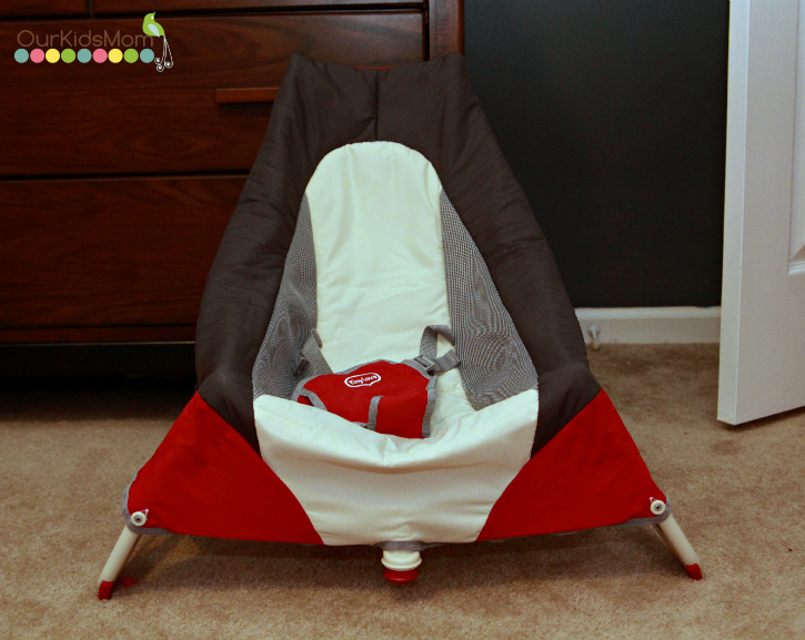 Tiny Love Red Bouncer