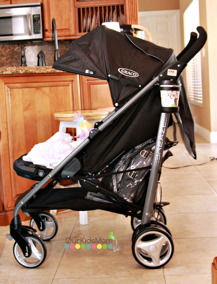 graco breaze stroller