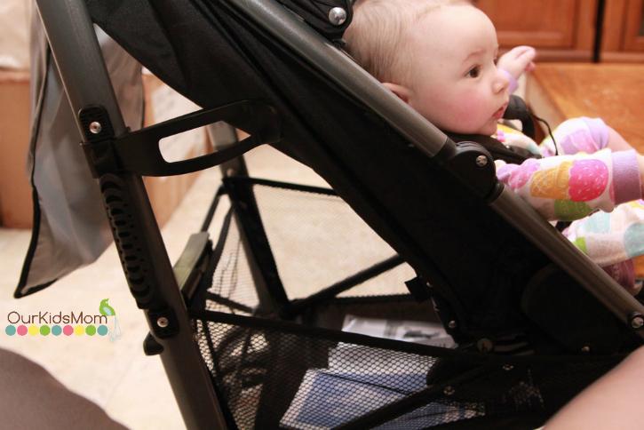 graco space stroller