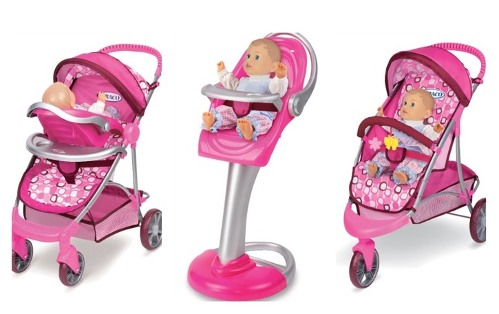 Baby Doll Stroller And Highchair Strollers 2017