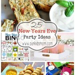 25 New Years Eve Party Ideas | Décor, Activites and Food
