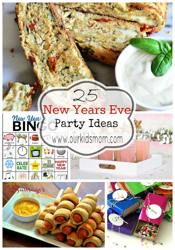 25 new years eve party ideas décor activites and food