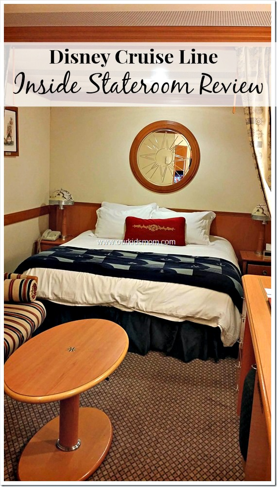 Disney Cruise Line Inside Stateroom Review
