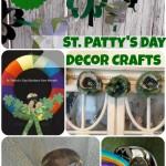 10 St Pattys Day Decor Crafts
