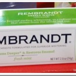 Rembrandt Deeply White Whitens and Restores Teeth | $3 off Coupon | #Moms4JNJConsumer #ad