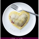 Black Berry Heart Pie Recipe