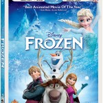 Frozen Blu-Ray Combo Pack Review | #FrozenBluRay