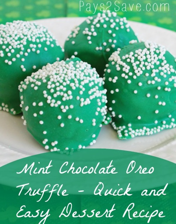 Mint-Chocolate-Oreo-Truffle-Quick-and-Easy-Dessert-Recipe-1