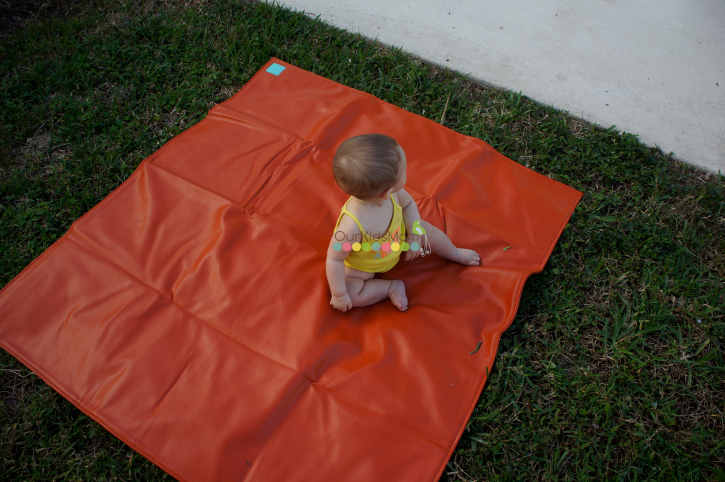 Our Kids Mom review of Posh Play Mat