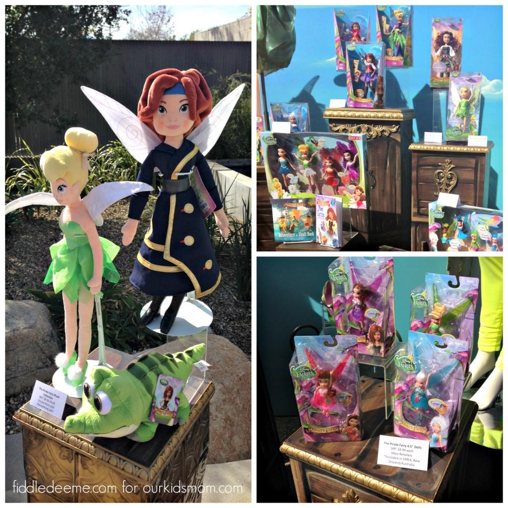 Pirate Fairy Dolls