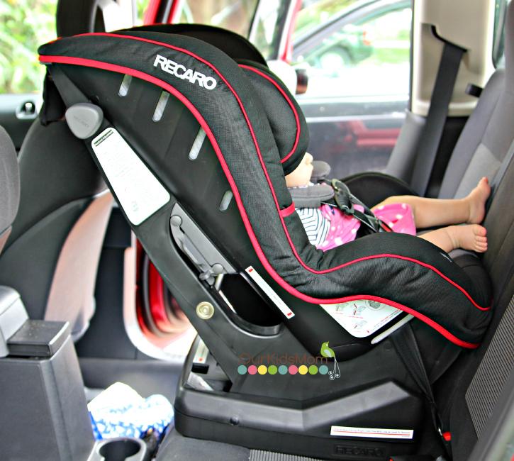 Recaro® Performance Ride Convertible Car Seat