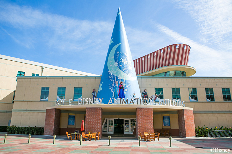 Disney Animation Studios Frozen Overlay