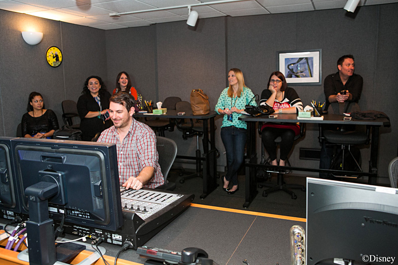 Recording Disney's Frozen #FrozenBluRay