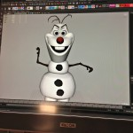 Fun Facts: Disney's Frozen Rigging Process #FrozenBluRay