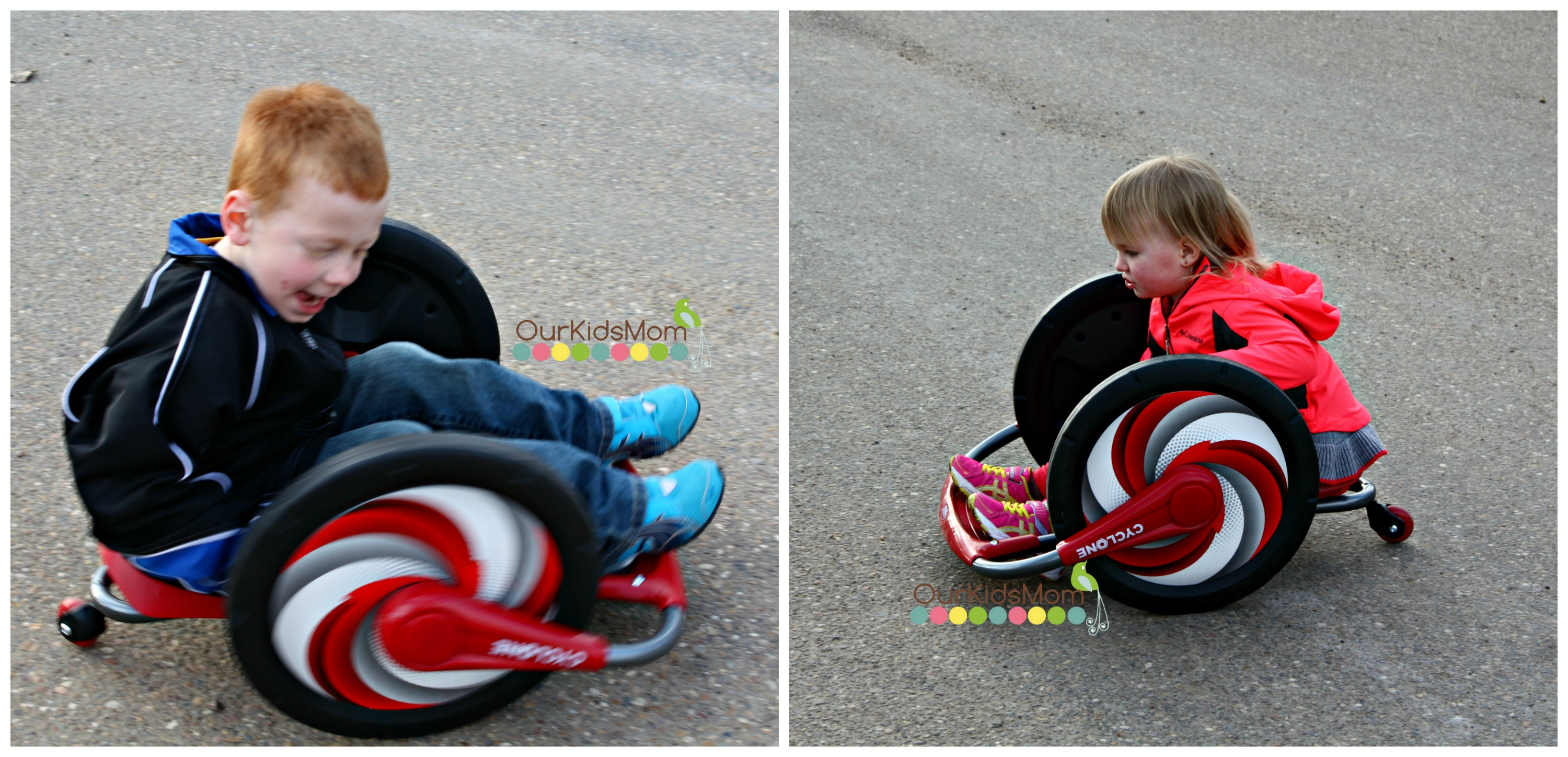 Fun and spins