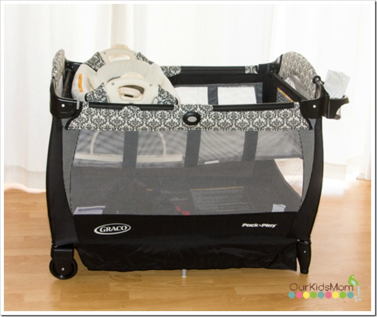 Pack-n-Play®-Playard-with-Cuddle-Cove™-Rocking-Seat-Review