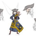 The Pirate Fairy Fashion: Five Fun Fairy Fashion Facts