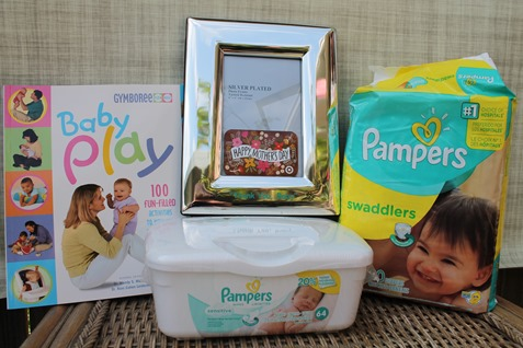 Pampers Thanks Baby Prizing Image