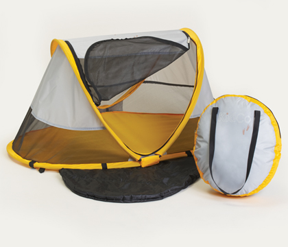 Tent out of the box