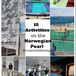 15 Activities That Entertain on the Norwegian Pearl | #AlaskanCruise #CruiseLikeANorwegian