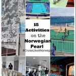 15 Activities That Entertain on the Norwegian Pearl | #AlaskanCruise #CruiseLikeANorwegian
