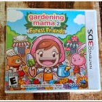 Gardening Mama 2 Forest Friends for Nintendo 3DS