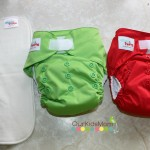 Ones&Twos Cloth diapers