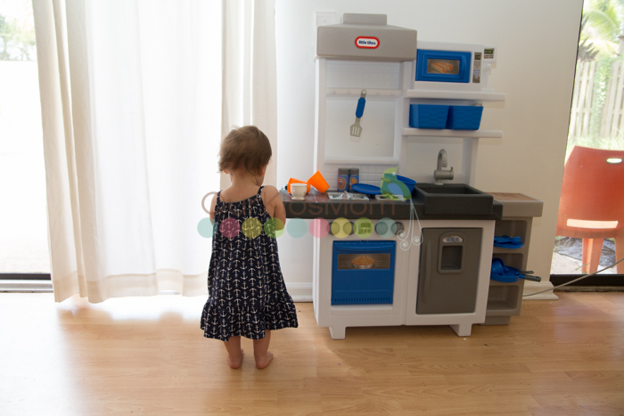 Little Tikes Kitchen Review-1