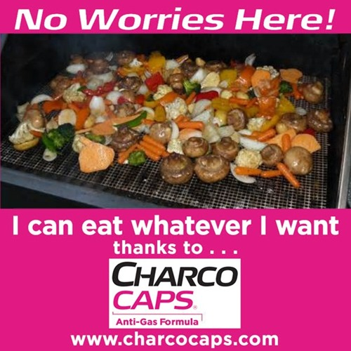 charcocapsVEGGIES