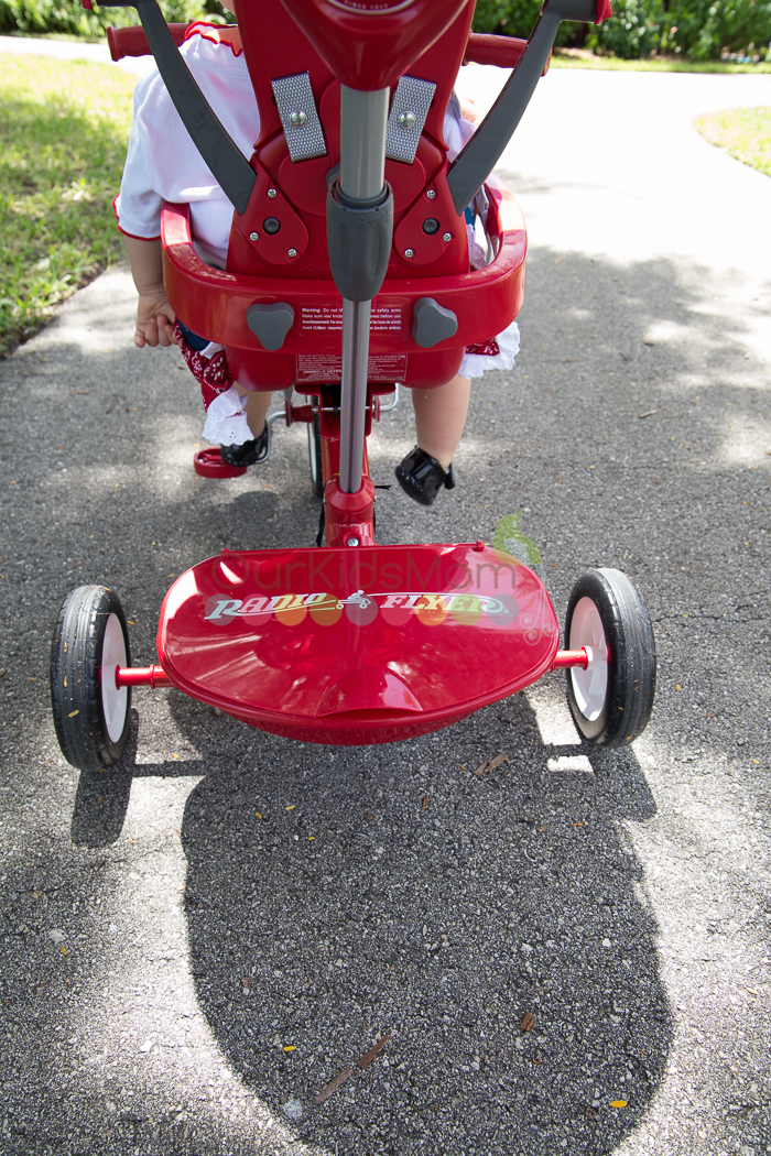 Radio Flyer Tricycle -9827