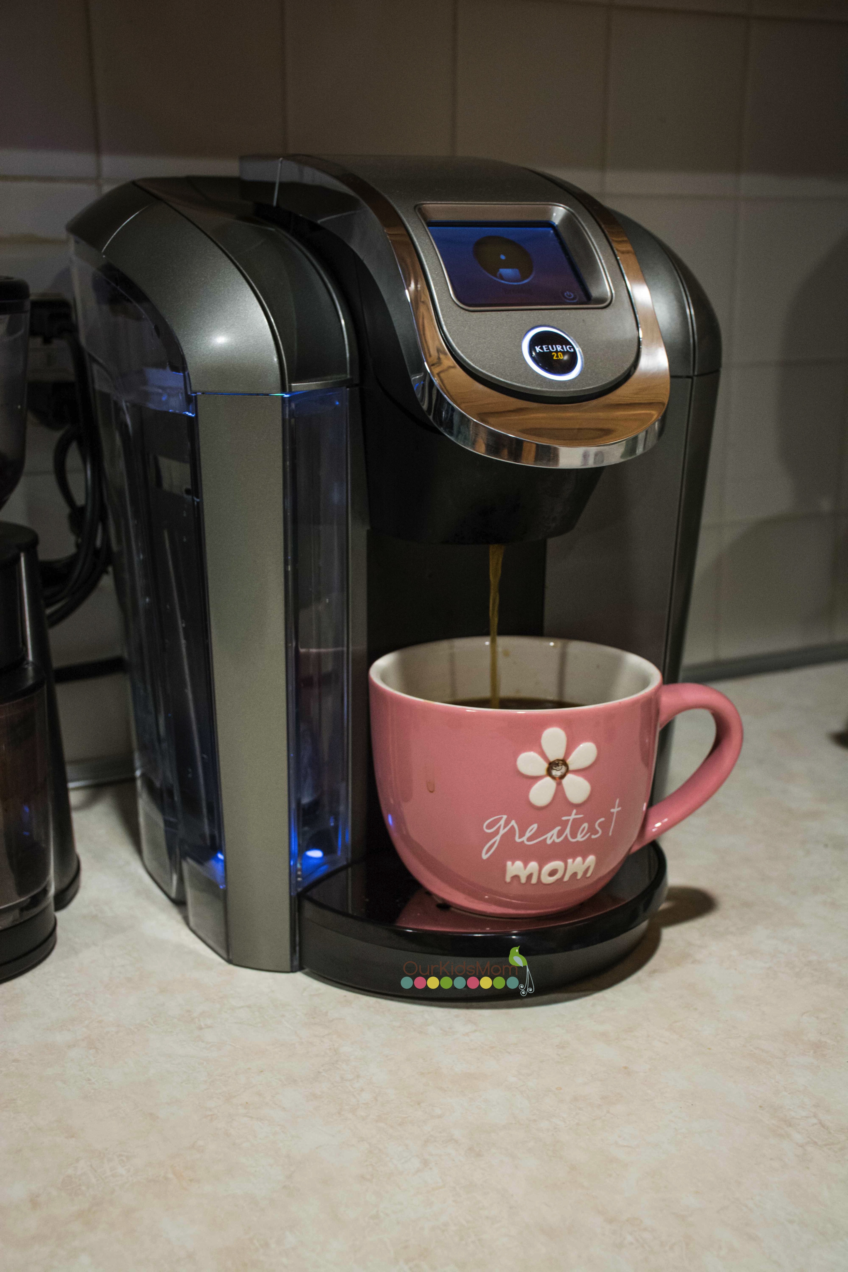 Say Hello To Keurig 2 0 K550 Review