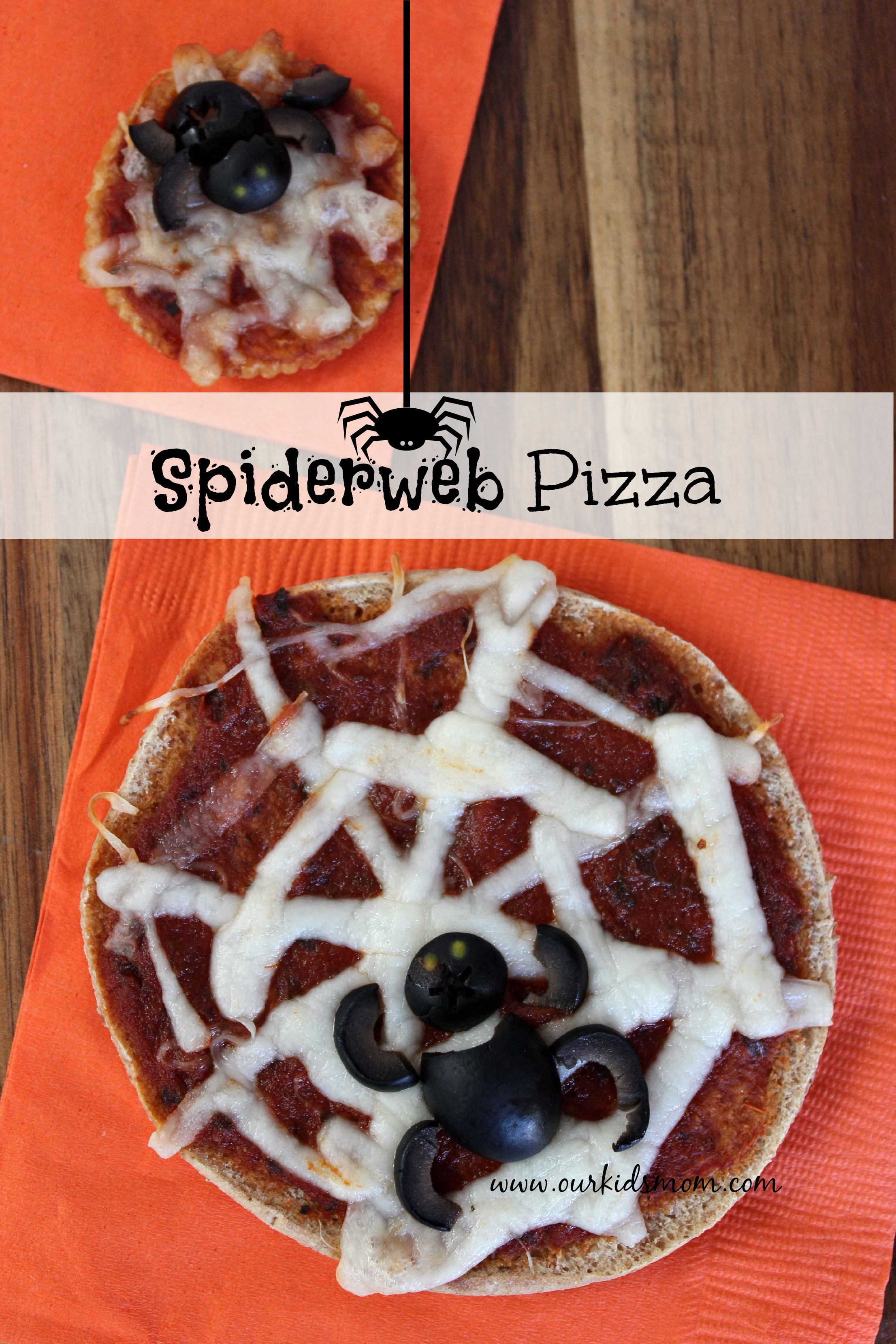 Spiderweb Pizza